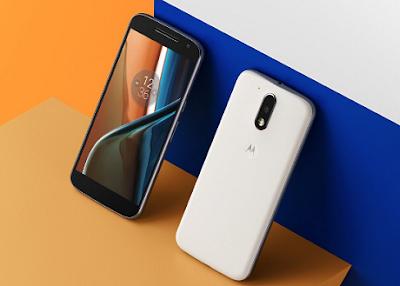 Motorola Moto 4G Plus terbaru