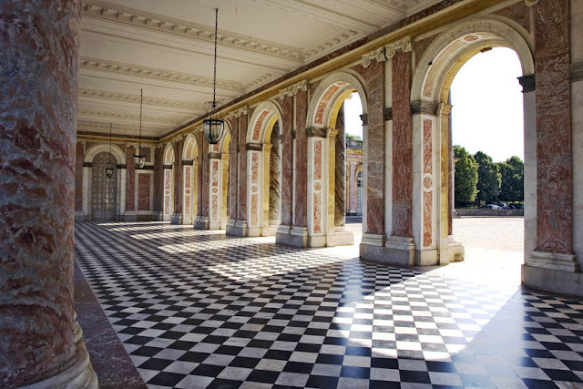 Grand Trianon no Palácio de Versalhes