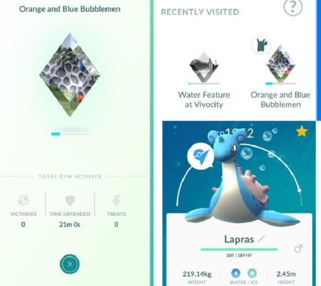 Bug em Pokémon GO está fazendo desaparecer alguns Pokémon.