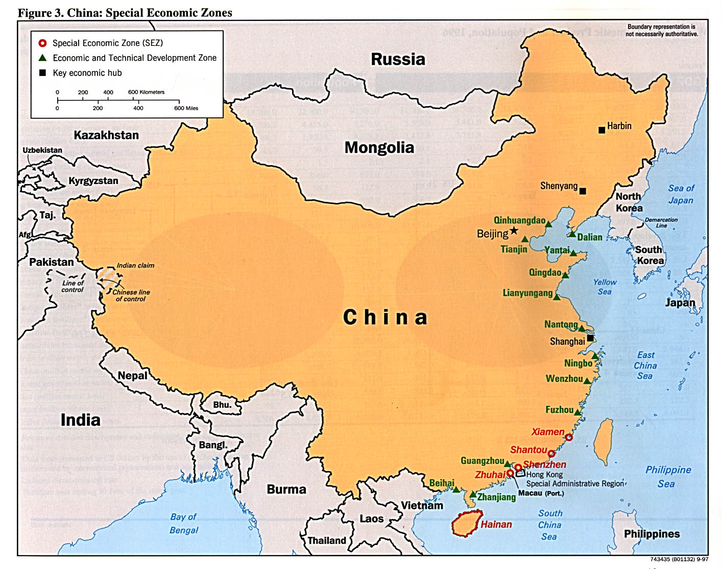 China China The Middle Kingdom