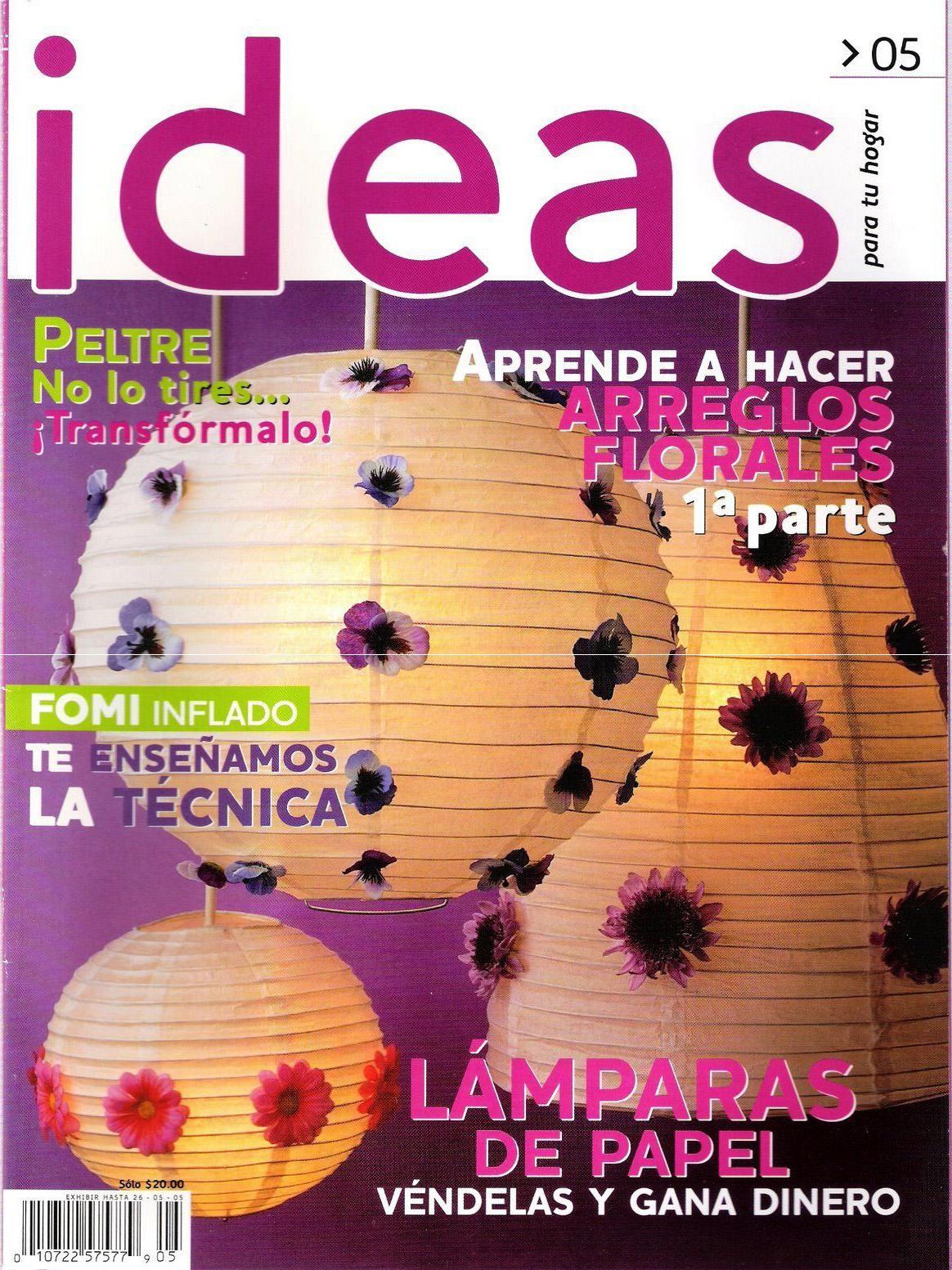 Ideas Nro. 5 – Aprende hacer arreglos florales