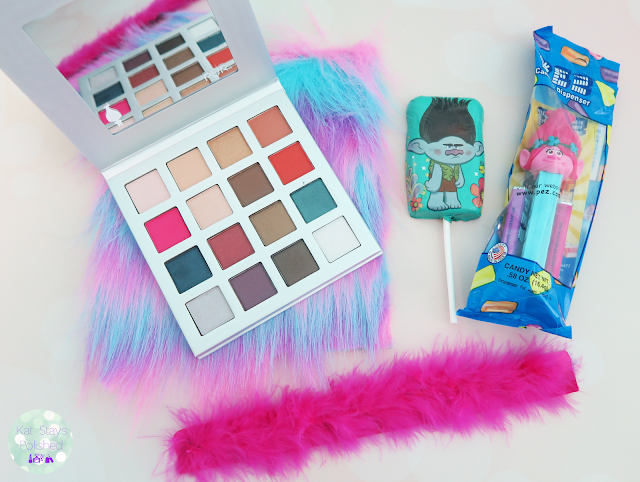 PUR Cosmetics | Trolls Eye Shadow Palette | Kat Stays Polished
