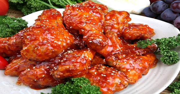 Korean Sweet And Spicy Fried Chicken Recipe