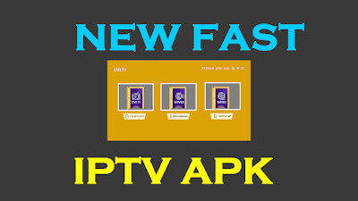 ITS NEW FAST IPTV APK | ENJOY !!