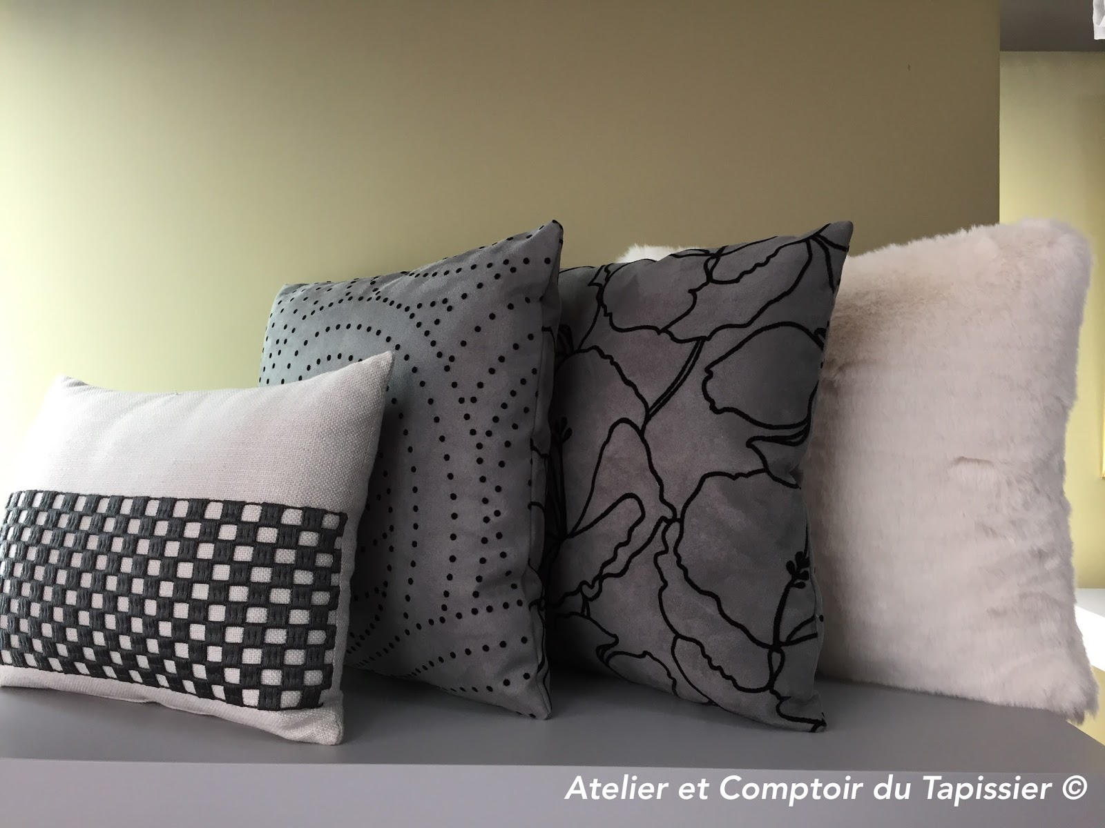 atelier et comptoir du tapissier novembre 2016. Black Bedroom Furniture Sets. Home Design Ideas