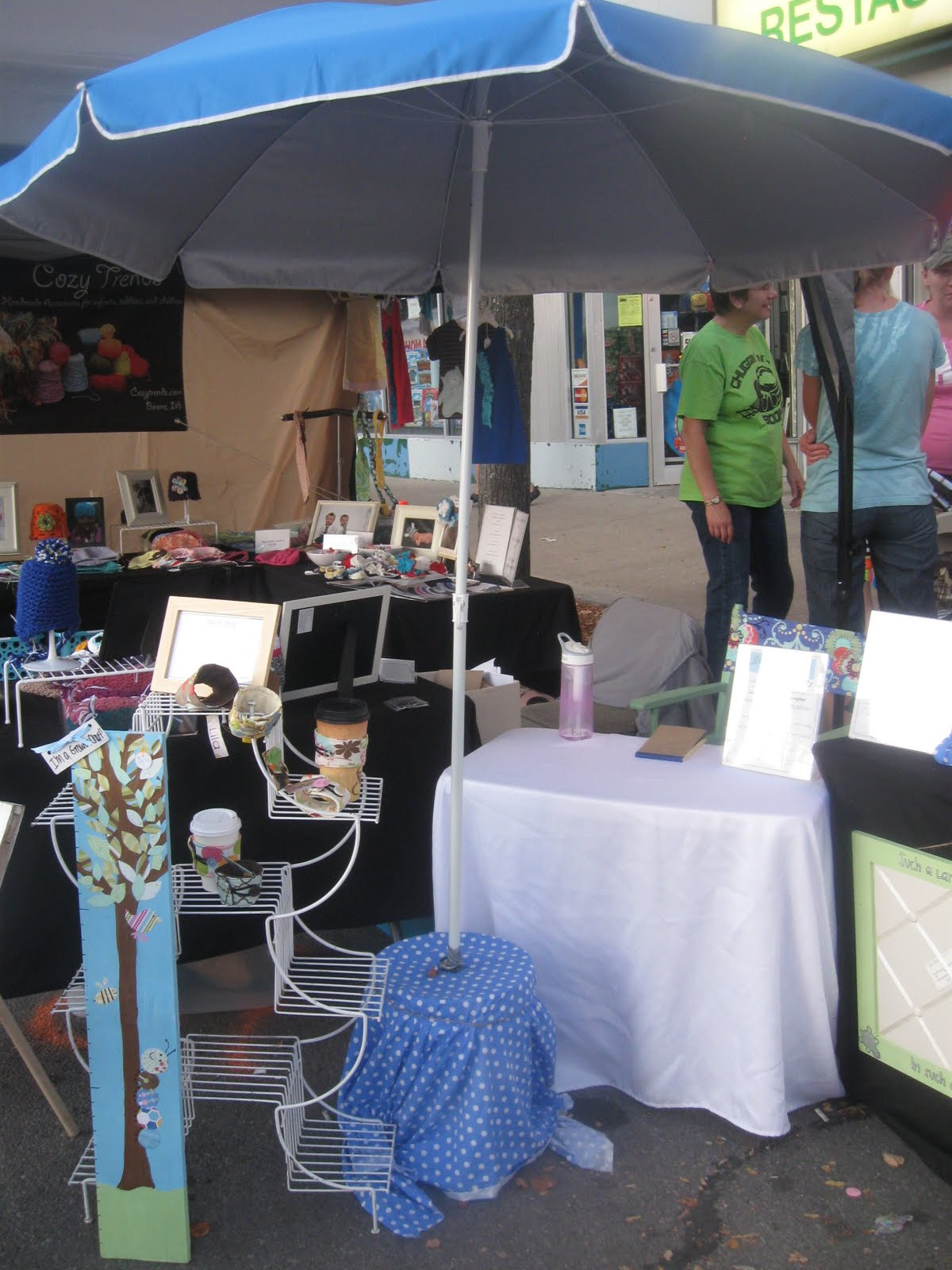 The Dabbling Crafter Diy Sunday 5 00 Umbrella Stand