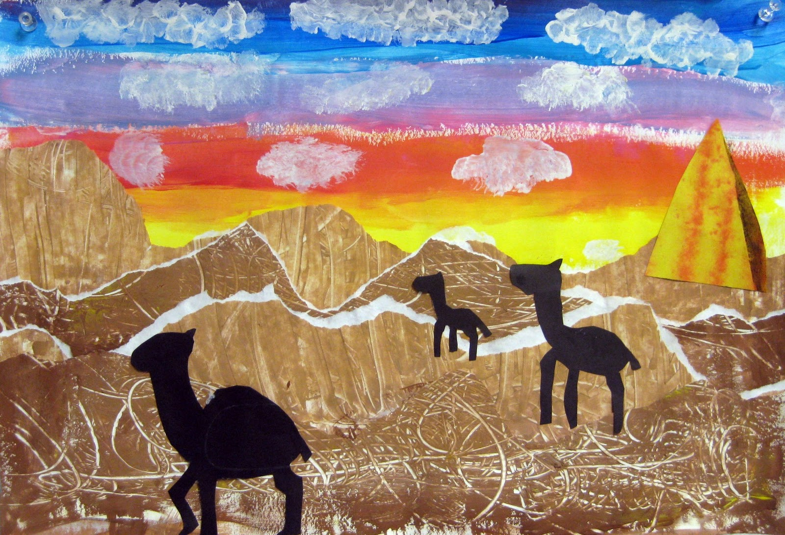 Cassie stephens how to draw a camel for Find a landscaper
