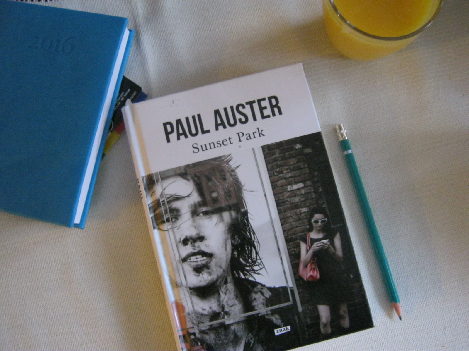 Paul Auster Sunset Park