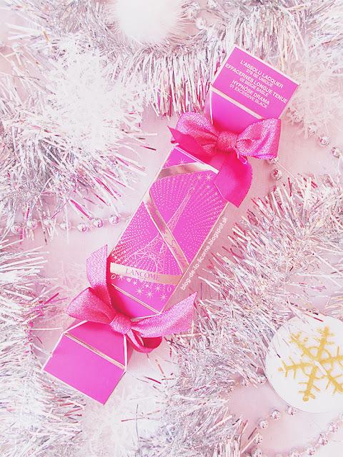 Lancôme Makeup Cracker kozmetická sada recenzia