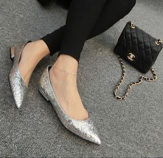Giày bệt nữ Hàn Quốc