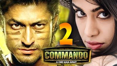 Commando 2 Full Movie Watch