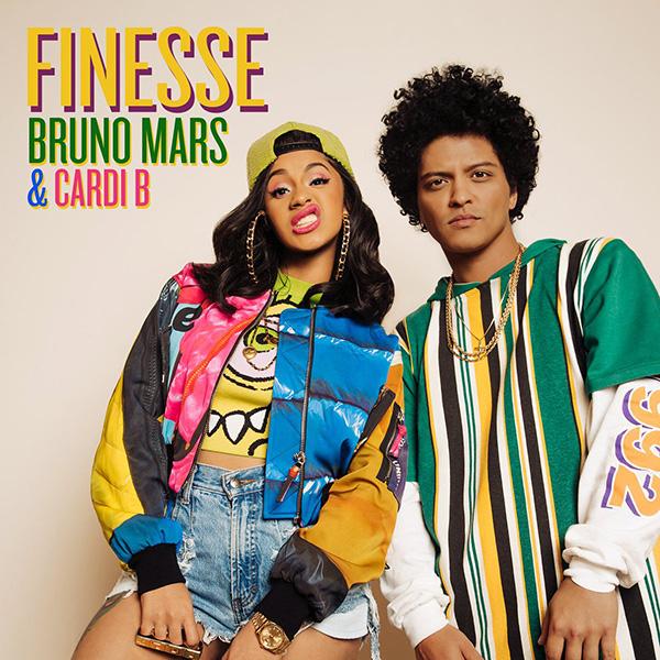 Cardi B & Bruno Mars Finesse