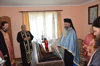 Inmormantarea credinciosului Gavril Giurgiu, Grosii Tiblesului, jud. Maramures