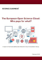 The European Open Science Cloud:Who pays for what?