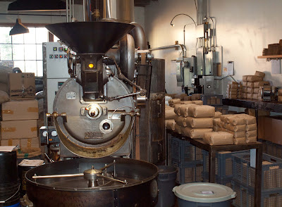 Fourbarrel Coffee Roaster