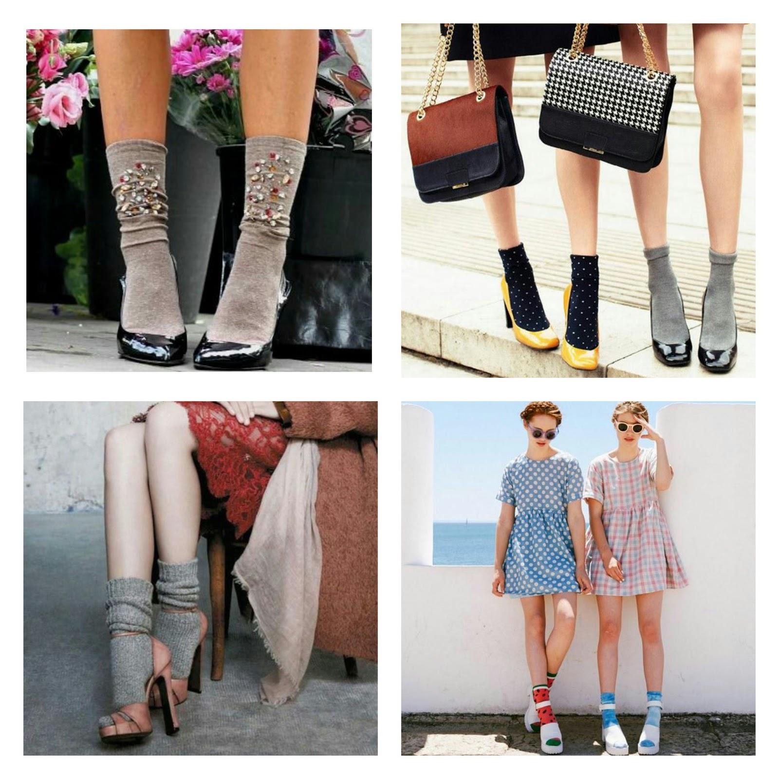 Çoraplar sandaletlerle mi birlikte