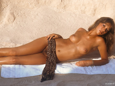 Girls of Playboy - Cona Koneke - German Playmate of the Month January 1978