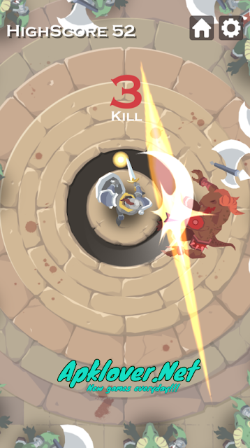 Spinner Knight MOD APK unlimited money