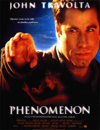 ver Algo extraordinario más allá del amor (Phenomenon) (1996) Online