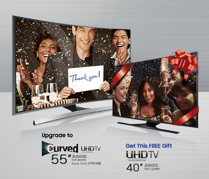 Samsung Is The Number 1 Television Brand Again In PH, Cuts The Price Of Some Curved UHD TVs In Celebration