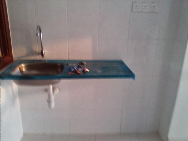 Alih Kedudukan Kepala Paip Dan Outlet Drain Pipe Bawah Sinki Untuk Wet Kitchen