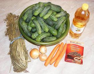 ingrediente castraveti murati in otet la borcan pentru iarna, retete culinare, cum punem castraveti murati in otet pentru iarna, retete cu castraveti,