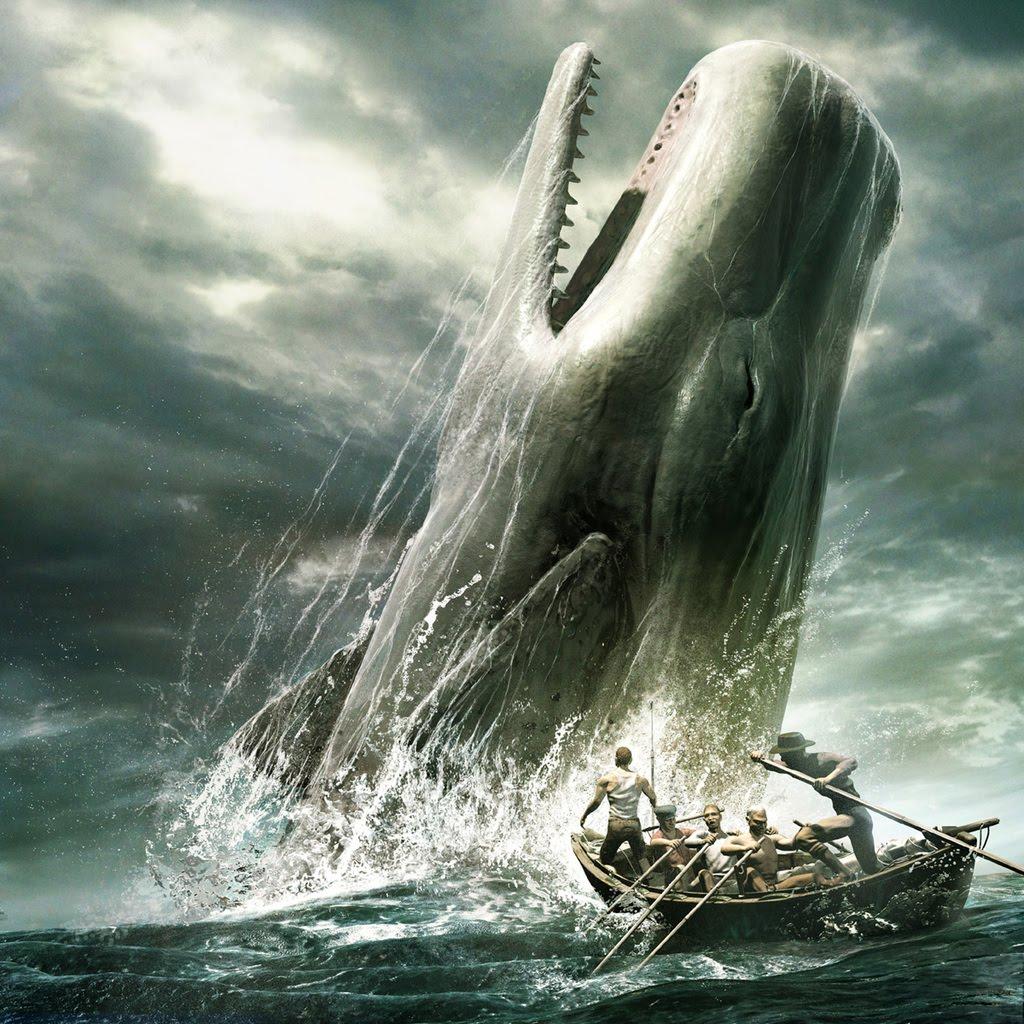 baleine blanche film
