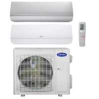 Carrier Ductless, Ductless Unit