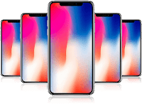 Castiga 5 iPhone X + vouchere de reducere