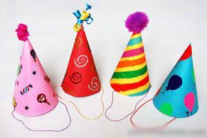 Cách làm mũ sinh nhật cho bé đơn giản, đẹp mắt 5