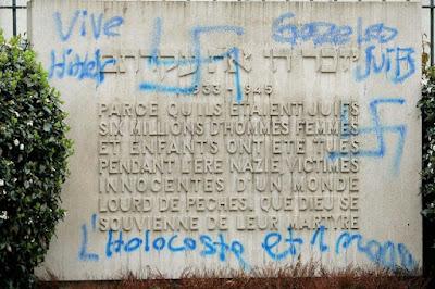 Relatório aponta explosão de ataques antissemitas em 2017