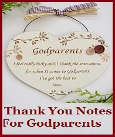 thank you messages christening