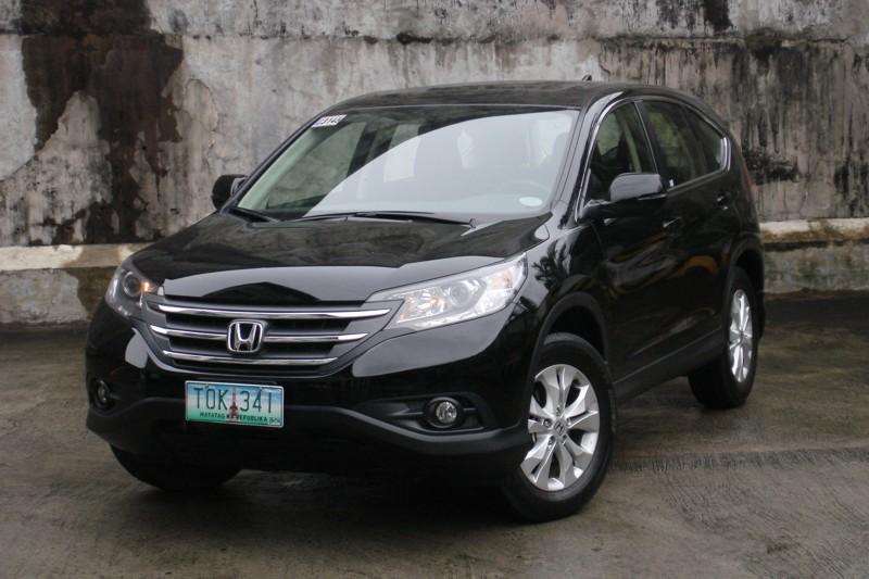Review: 2012 Honda CR V 4WD