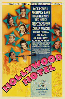 Hollywood Hotel- Classic 1937 movie.