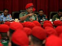 Panglima TNI: Saya Perintahkan Prajurit Terbaik Kawal KPK Secara Diam-Diam