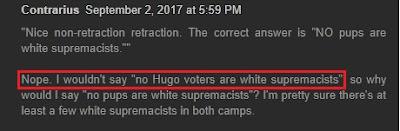 Contarius - white supremacists