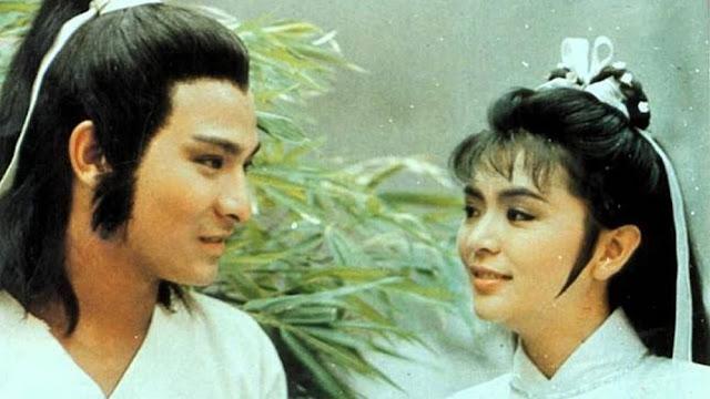 Kisah cerita silat pendekar pemanah rajawali karya chin yung atau Jin Yong, dengan tokoh utama Yoko dan Bibi Lung