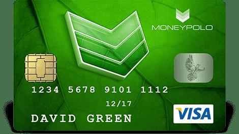 Tarjeta MoneyPolo