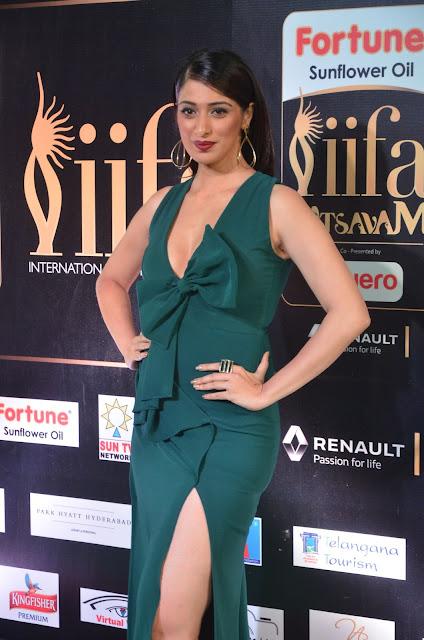 lakshmi rai hot stills iifa awards 2017