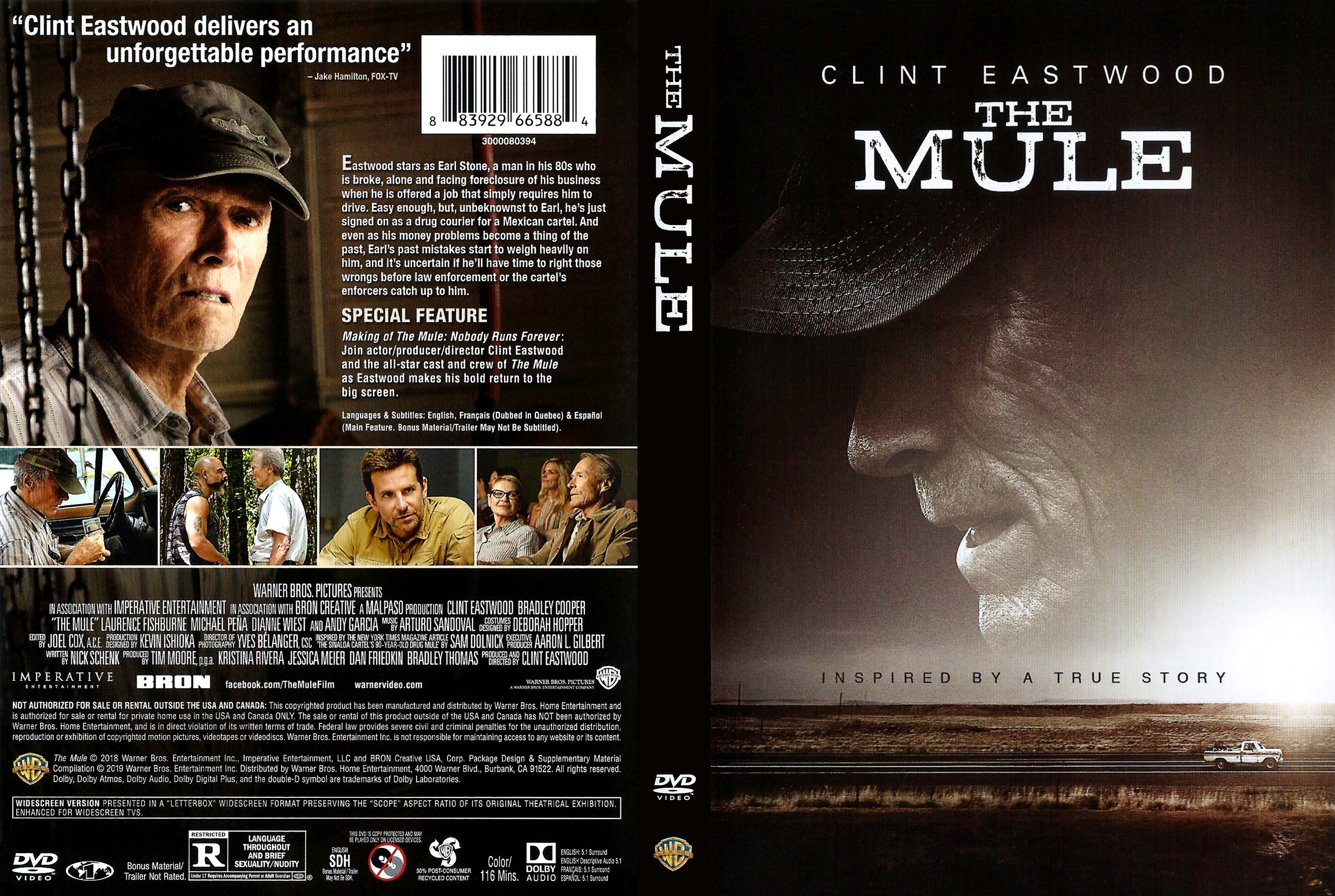 the mule download clint eastwood