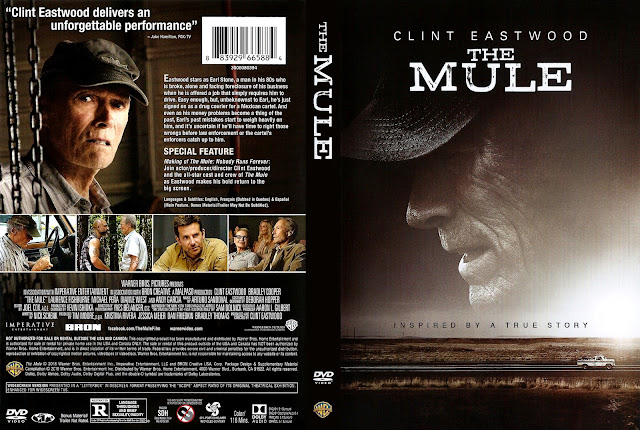 The Mule DVD DVD Cover