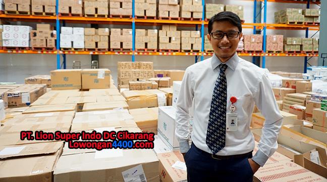 Lowongan Kerja PT. Lion Super Indo DC Cikarang Tingkat SMP- SMA/SMK Sederajat