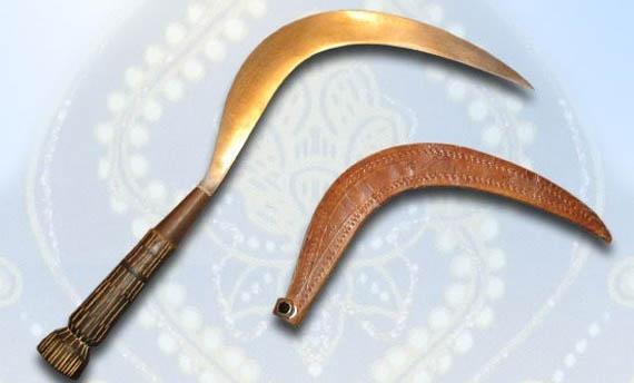 Senjata tradisional Arit Bali