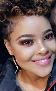 Photos of the beautiful young lady burnt beyond recognition by her former boyfriend