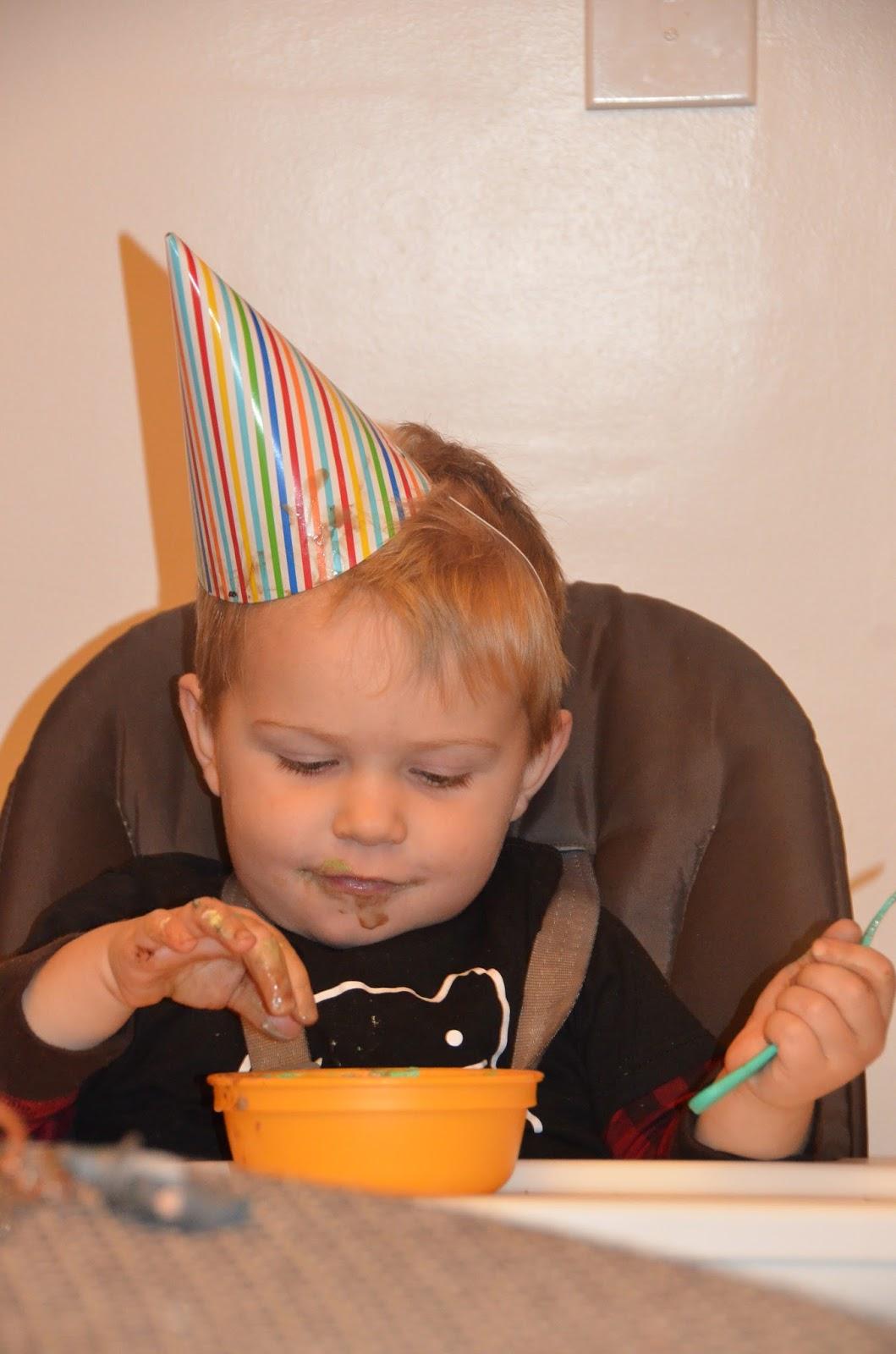 no gift birthday party invitation
