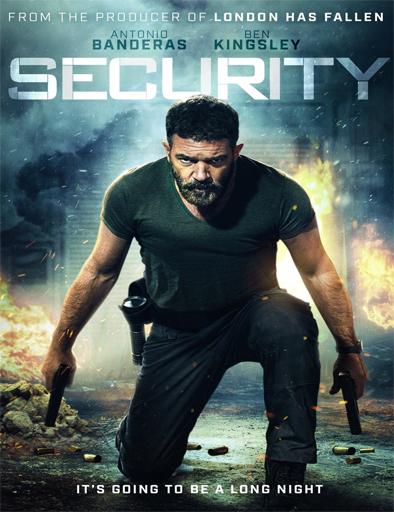 Ver Security (2017) Online