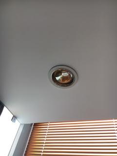 Đèn sưởi âm trần phòng ngủ Thanh Hóa