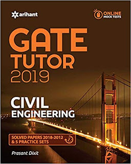 Download Free Arihant Civil Engineering GATE 2019 book PDF