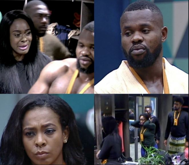 #BBNaija: Kemen Lashes Out at Tboss Sister After Her Recent Outburst – You Can Do...(See Controversial Details)
