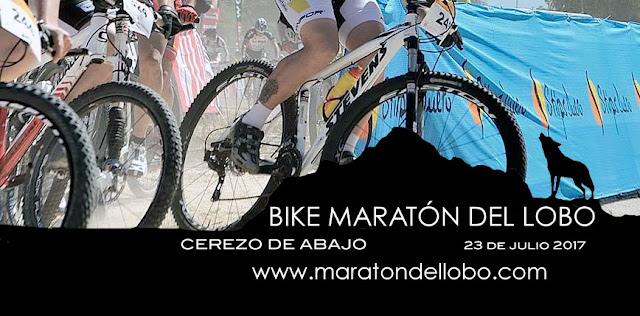 Bike Maratón del Lobo